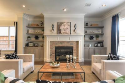 Kingston Homes Living Rooms Inspiration Gallery